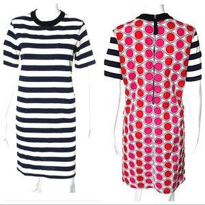 Marni 2-sided print dress